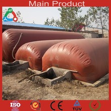 Trade Assurance Supplier Red Mud New Energy 6Cubic Meter 8 Cubic Meter Waste Biogas Digester