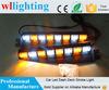 48 LED Visor Light Emergency car Warning Strobe Split Mount Deck Dash LED