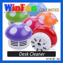 Portable Cute Mini Mushroom Vacuum Cleaner Wholesale Mini Table Vacuum Cleaner