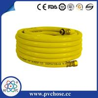 Multifunctional pvc hot gas air tube pipe with low price
