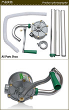 Stainless Steel Rotary Hand Pump
