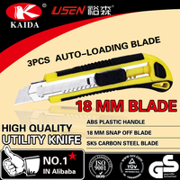 industrial safety utility knife