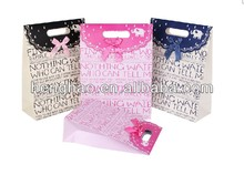 Paper loot bags for birthday party