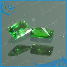 High Quality Factory Price Emerald Gemstone Cz Stone