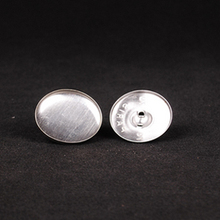 China supplier of top quality fabric covered button for coat moulds blanks