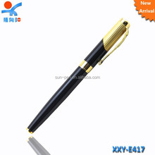 luxury gold plated business gift metal ball pen