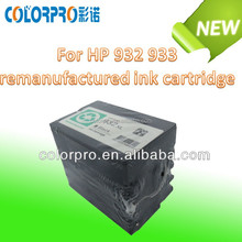 High quality zhuhai inkjet cartridge compatible for hp replacement ink cartridge 932 for hp 6100 6600