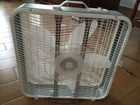 Lasko 20 box fan 3 speed metal material fan with ETL and CETL