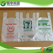 hot sell delicate multicolor eco custom plastic shopping bag
