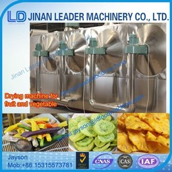 Factory price fruit and vegetable nut drying machine wheat snack pellets dryer