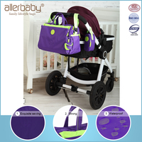 Premium Quality Original Brand Custom Design Adult Baby Diaper Bag