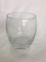 WHOLESALE CLEAR CHEAP GLASS CANDLE HOLDER