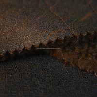 classical bronzing suede fabric bond sherpa fleece fabric