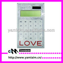 Promotional Custom Bling Office Calculator