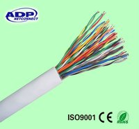 Best price 10/20/25/50/100pairs Cat5 Telephone Cable