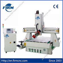 FM1325 auto tool change 4 axis router cnc