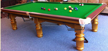 Alta calidad piscina del billar snooker mesa de juegos