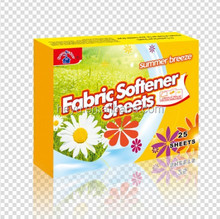 Downy Dryer sheets /Fabric softner, softening clothes, removing static cling, and delivering a fresh scent