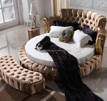 2015 Latest Round Bed