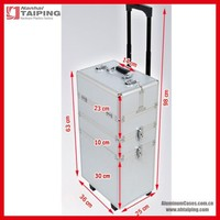 Beauty Trolley Hairdressing Case Manicure and beauty trolley nail Case