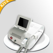 CE Certified Q-switched 1064nm 532nm long pulsed nd yag hair removal laser