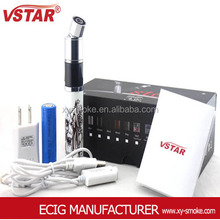 2015 Vstar Best gift for all, intelligent OLED operating system VV VW e vaporizer e cigarette