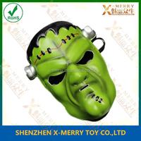 X-MERRY green Titan Cultural Carnival mask