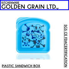 plastic sandwich box for packing