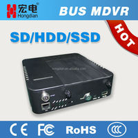 OEM full CIF 4CH dvr made in China