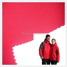 228T nylon taslon for sportwear/100% red nylon for jacket