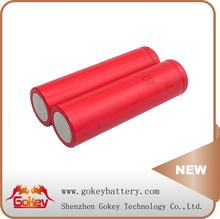 Top Sale NCR18650BF 3.7V 3400mAh li-ion Sanyo 18650 battery, 18650 round li-ion battery pack UK,