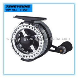 FFD60 High quality forged aluminum body 60mm big game fishing reels