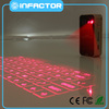 laptop wireless virtual keyboard for phone