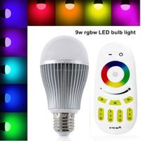 Full colors with mi.light wireless smart led lights phone control led wifi bulb, e27 led light bub