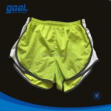 High quality school running shorts quick dry pants no logo