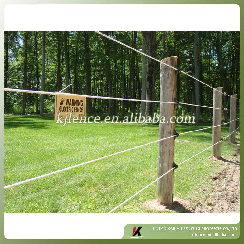 electric fence cost per meter