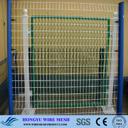 high quality iron fence dog kennel with low price