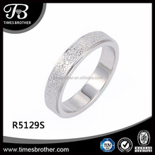Stainless Steel Comfort Fit Plain Wedding Band Ring Wholesale