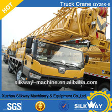 Hot Sale XCMG 25 Ton Hydraulic Truck Crane Mobile Crane QY25K-II with High Quality