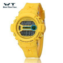 2015 multi-function fashion trend of outdoor sports men's electronic watch