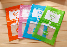 100% Recyclable Moisture Absorber Bag With Hanger Disccant Inside Moisture Barrier Bag