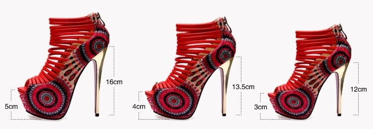 2015 Green Party Shoes Evening Sandals With High Heel Peep Toe ...
