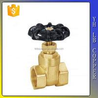 China supplier flange end gate valve/BS5163 /Brass stem nut LINBO-C89