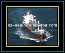 Universal sea logistics container freight rate from Hongkong to New Delhi
