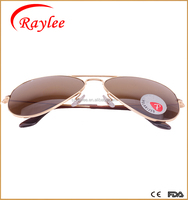 Top quality italy design original sunglasses ray and ban style with polarized 3025-001/57 color sunglasses