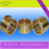 steel copper or bronze bushing iron bushes, mild steel bush with zinc plated Sintered brass Bushes