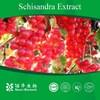 China schisandra Chinensis extract/Kosher certificate/best schizandrol B