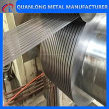 zinc coated metal /iron strip