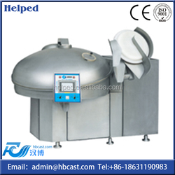 helped machinery meat bowl cutting and mixing machine bowl cutter Chopper