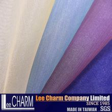 100% Polyester Organdy Embroidery Fabric Textile